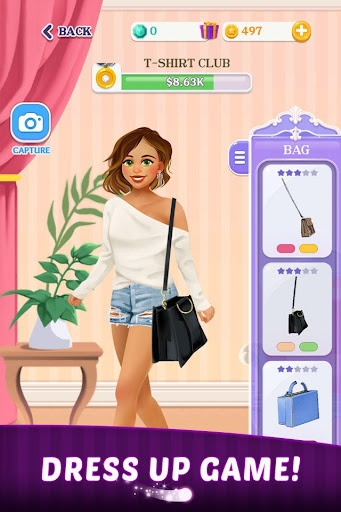 Nicole's Match : Dress Up & Match 3 Puzzle Game painmod.com screenshots 13