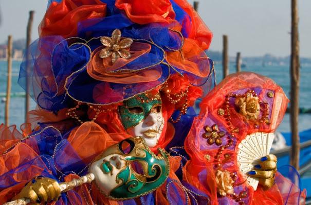 I colori del Carnevale di Letila