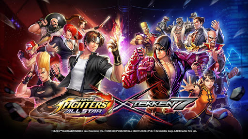 The King of Fighters ALLSTAR 1.1.0 screenshots hack proof 1