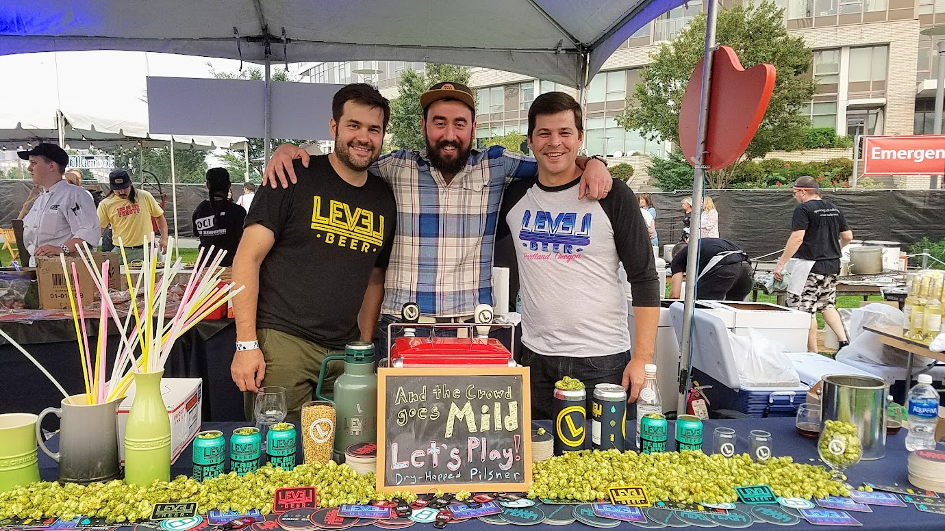 Level Beer at Feast PDX Smoked 2017