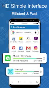 Web Browser – Fast, Privacy & Light Web Explorer Apk  Download For Android 3