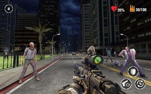 Zombie Gun Shooter – Real Survival 3D Games 2