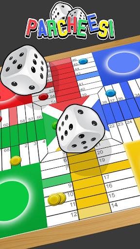 Parcheesi Best Board Game - Offline Multiplayer screenshots 1