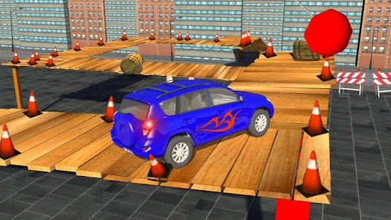 4x4 Jeep City Drive 3D : Jeep Parking Game - náhled