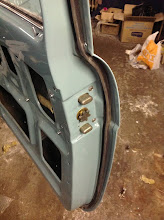 Photo: rotary door locks