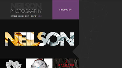 Photo: Site of the day 12 October 2012 http://www.awwwards.com/web-design-awards/neilson-photography