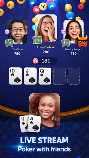 PokerUp: Poker with Friends apklade screenshots 1