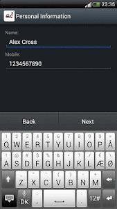 eGuincho Driver screenshot 1