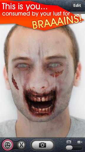 ZombieBooth screenshot 2
