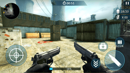 Counter Fort Invader: CS Shooting  screenshots EasyGameCheats.pro 5