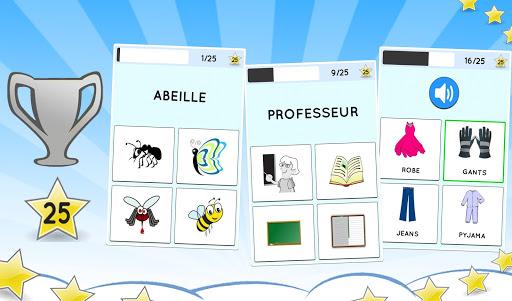 無料教育Appの子供のためのフランス語 French for kids|記事Game