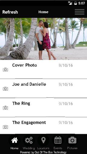 玩免費遊戲APP|下載Bachman Menting Wedding app不用錢|硬是要APP