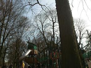 Photo: Westpark, Dortmund, new playground
