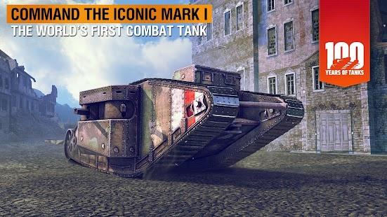 World of Tanks Blitz Screenshot 7