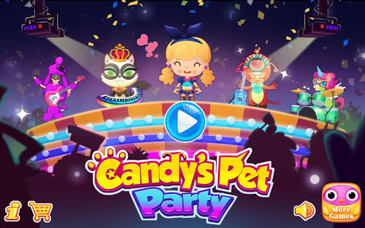 Candy's Pet Party