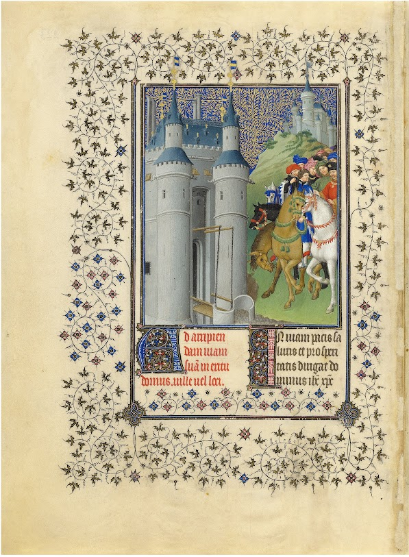 Article on illuminated manuscripts