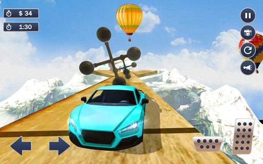 Mega Ramp Car Simulator screenshot 3