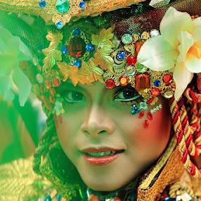 carnaval boy by Jayadi Salim - People Fashion