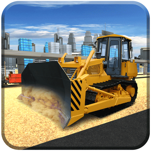 City Road Construction Game 2018: New Road Builder (game)