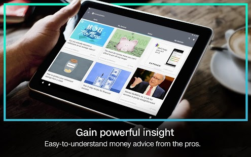 CNN MoneyStream- screenshot thumbnail