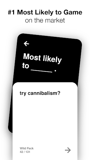 Most Likely To: Drinking Game 1.3.0 screenshots 2