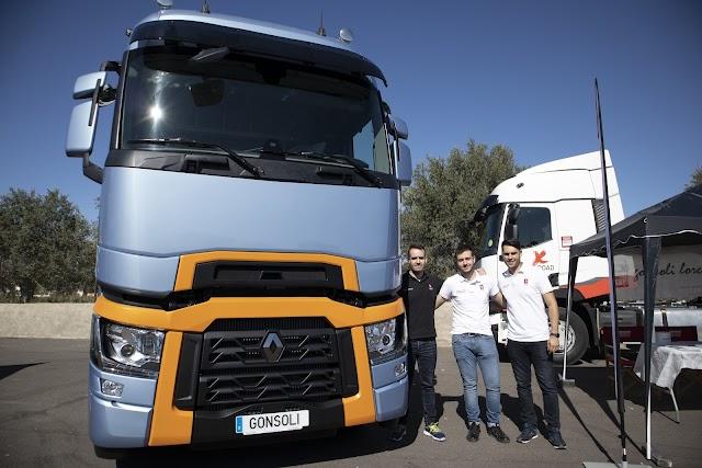 Nuevas tendencias en diseño y elegancia también se suman al mundo del camión.