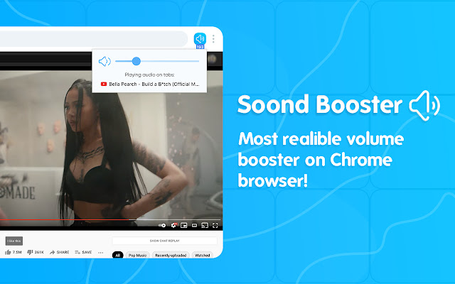 Sound Booster - Increase your volume