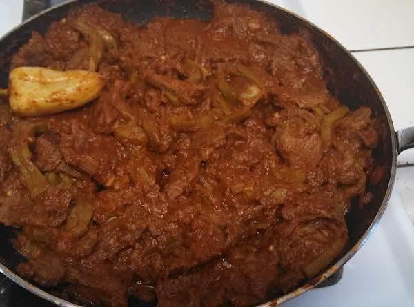 Cowboy Ranchero Beef Recipe
