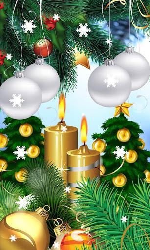 Christmastree Live Wallpaper