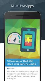 Drippler - Android Updates Screenshot 3