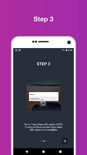 Inst Download - Videos & Photos 1.0.13 screenshots 7