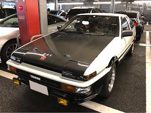 スプリンタートレノ AE86 GT-V 1985年式  2.5型のカスタム事例画像 ケイAE86さんの2020年03月13日22:59の投稿