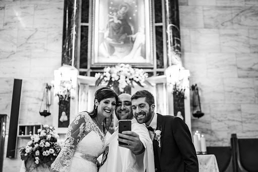 Wedding photographer Leonardo Scarriglia (leonardoscarrig). Photo of 04.02.2019