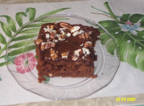 Texas Sheet Cake Recipe