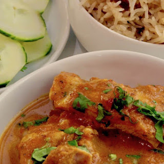 Instant Pot Now and Later Keto Indian Butter Chicken.