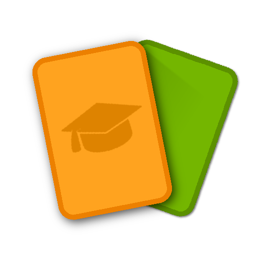 Flashcard maker:  learn languages and vocabulary Icon