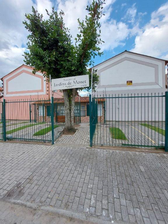 Sobrado com 2 dormitórios para alugar, 69 m² por R$ 1.450,00/mês - Mata Atlântica - Tijucas/SC