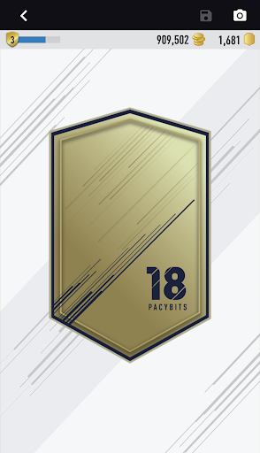 FUT 18 PACK OPENER by PacyBits screenshot