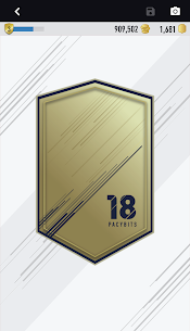 FUT 18 PACK OPENER by PacyBits Apk 4