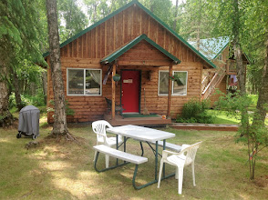 Photo: Cabins 1 & 2 Outside View