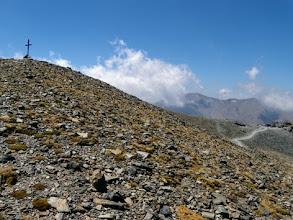 Photo: Alle spalle: Pic e Col de Nou Creus.