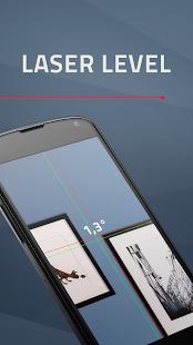 Nivel topográfico - Clinómetro: miniatura de captura de pantalla
