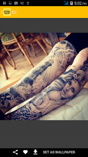 Tattoo Ideas- screenshot thumbnail