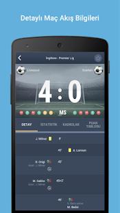 Maç Sonuçları Screenshot