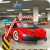 Roadway Car Parking Games 3D