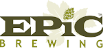 Logo for Epic Brewing Company