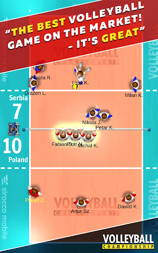 Volleyball Championship  screenshots 11