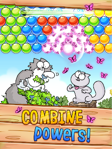 Simon's Cat – Pop Time MOD Apk 1.17.1 (Unlimited Lives/Coins) 8