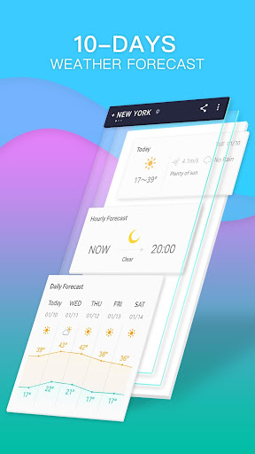 360 Weather - Local Weather Forecast  & Radar app screenshot 3