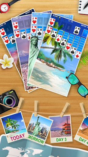 Screenshot for Solitaire in United States Play Store